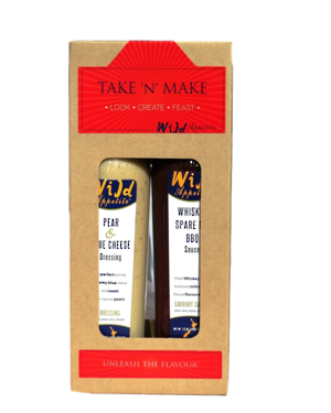 Savoury Sauces Twin Pack 250ml